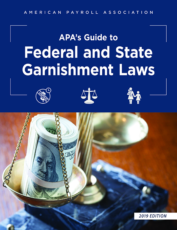 APA's Guide to Federal and State Garnishment Laws cover image