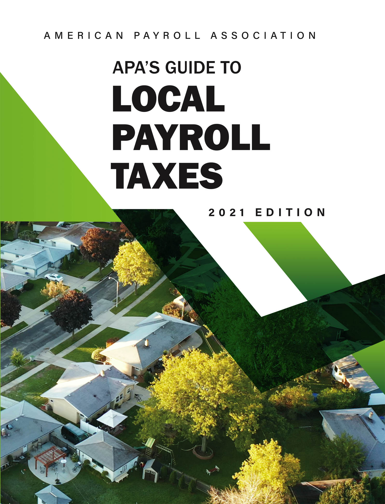 APA's Guide to Local Payroll Taxes cover image