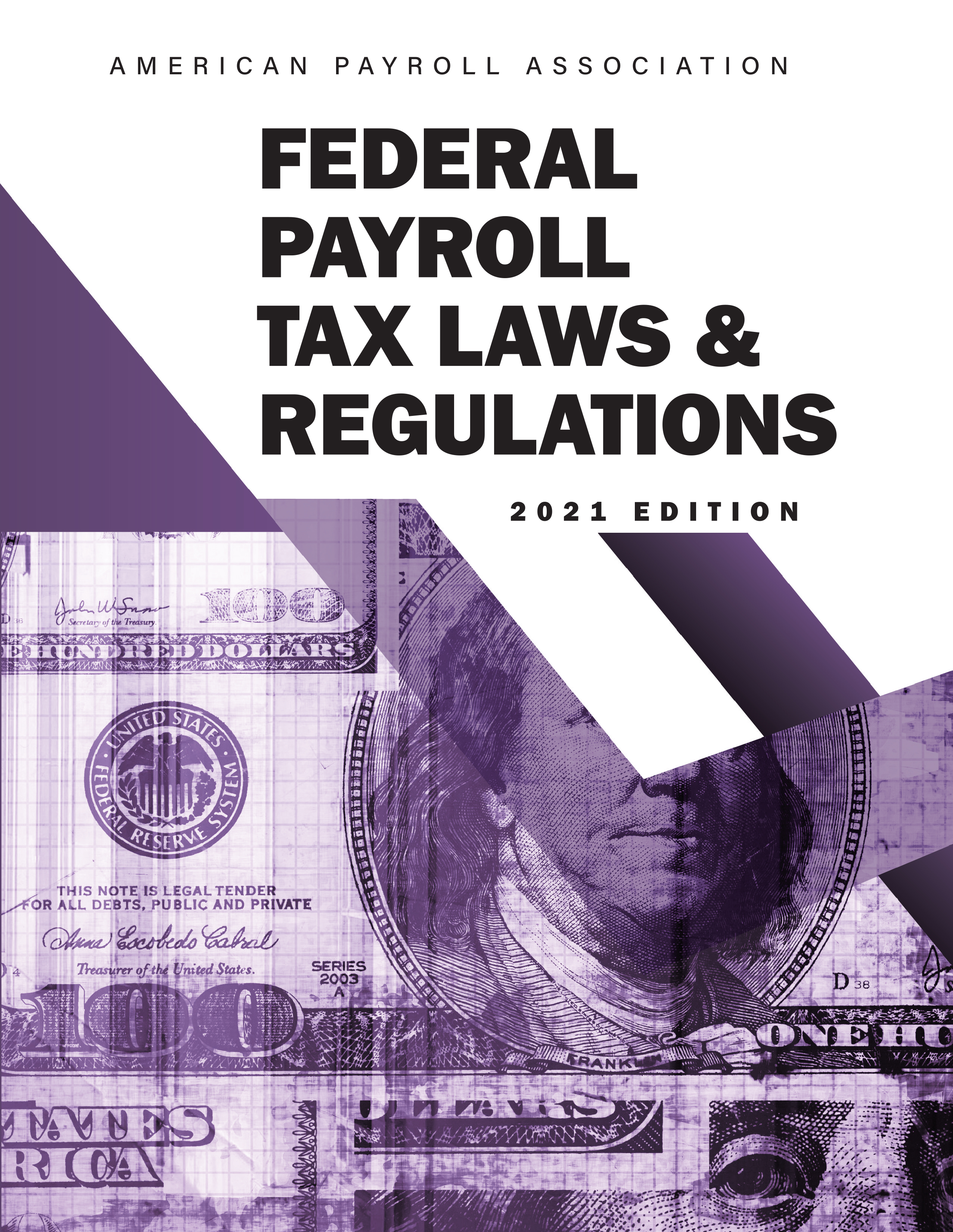 Federal Payroll Tax Laws & Regulations cover image