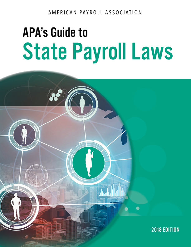 APA's Guide to State Payroll Laws cover image